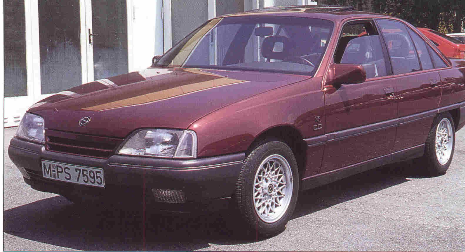 "Opel Omega ""Diamant:"