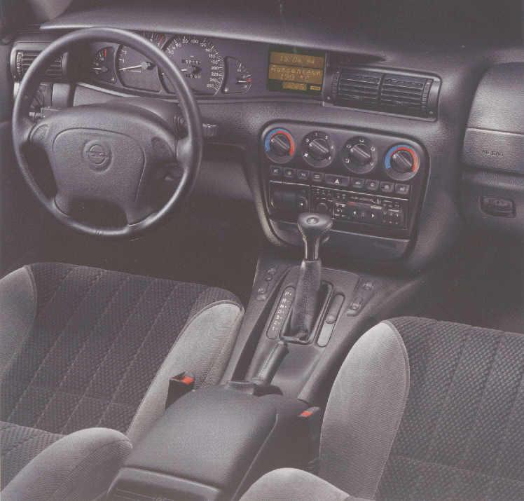 опель омега  1997